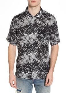 Obey Gatekeeper Short Sleeve Shirt