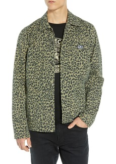 Obey Hard Work Labor Jacket
