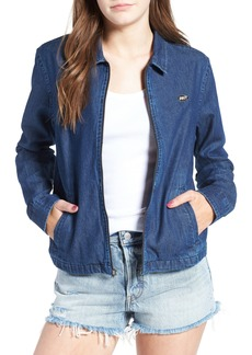 Obey Hudson Zip Shirt Jacket