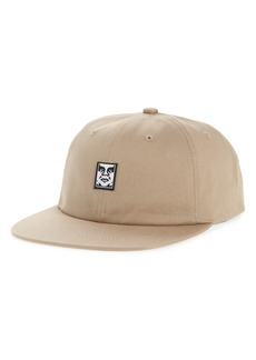 Obey Icon Face Trucker Cap