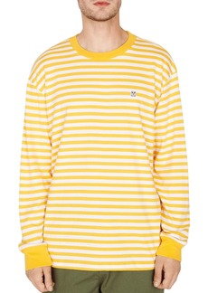 OBEY Icon Long-Sleeve Striped Tee