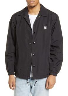 Obey Icon Nylon Coach's Jacket