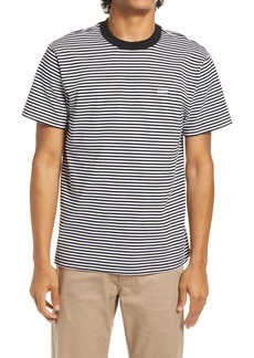 Obey Ideals Organic Stripped T-Shirt