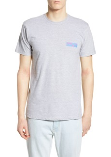 Obey Inside Out Logo T-Shirt