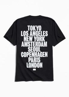 OBEY International Cities Tee