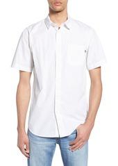 Obey Jayden Star Print Woven Shirt