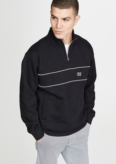Obey Johnny Mock Neck Fleece