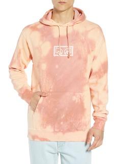 Obey Jumble Bleach Dye Pullover Hoodie