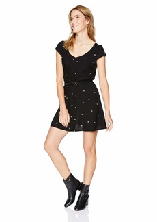 Obey Junior's Calico DOT Dress