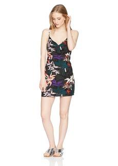 Obey Junior's Calyx Strappy Slip Dress  M