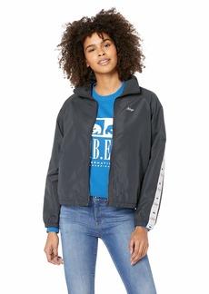 Obey Junior's Cerise Track Zip Jacket