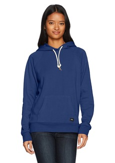 Obey Junior's Comfy Pullover Hooded Fleece Sweatshirt  L