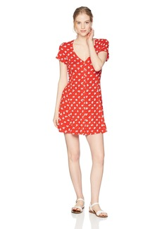 Obey Junior's Ella Relaxed Fit Dress  M