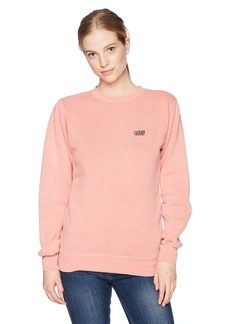 Obey Junior's Flashback Long Sleeve Premium Sweatshirt  L