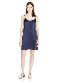 OBEY Junior's Fynn Slip Dress  L