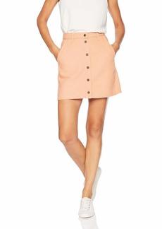 Obey Junior's GATECRASHER Skirt