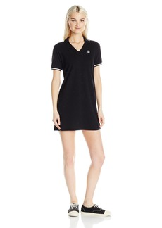 OBEY Junior's No.89 Polo Dress  M