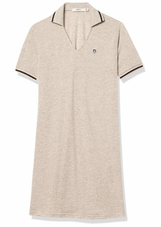 Obey Junior's No.89 Polo Dress  XS