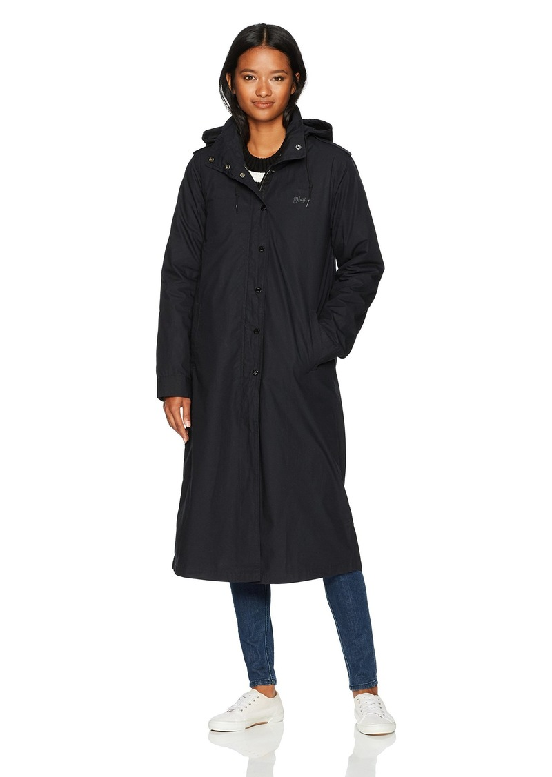 Obey Junior's Raleigh Trench  S