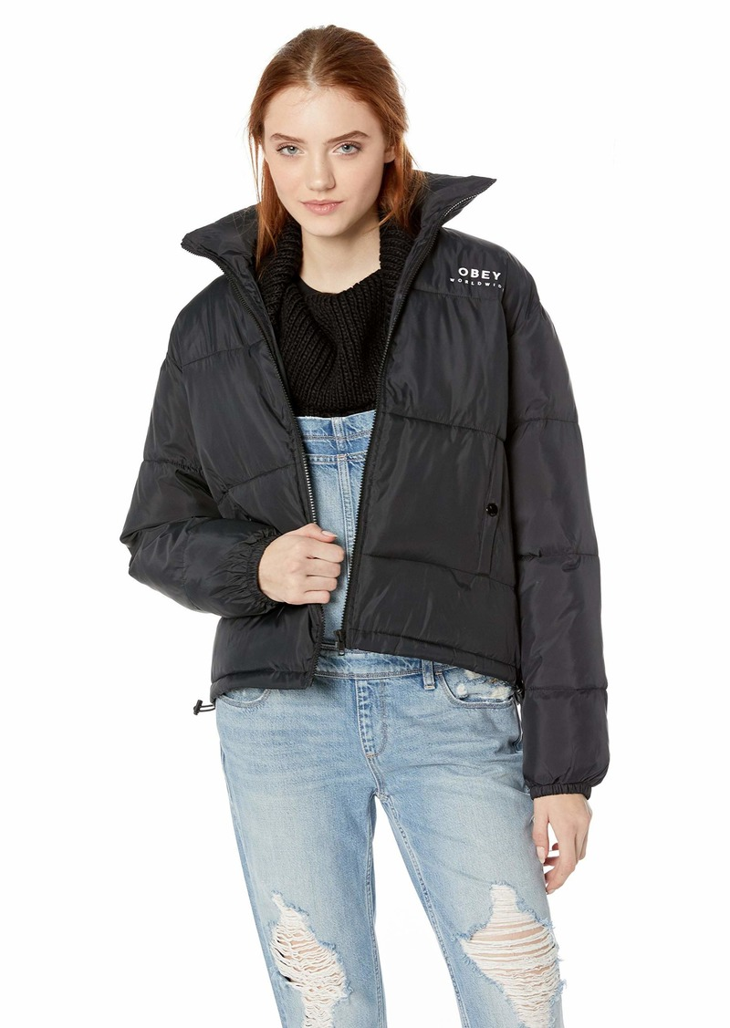 Obey Junior's Ruby Puffy Jacket