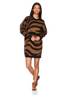 Obey Junior's Taboo Sweater Dress  M