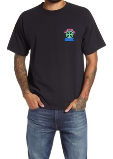 Obey Knowledge Is Power Graphic Tee