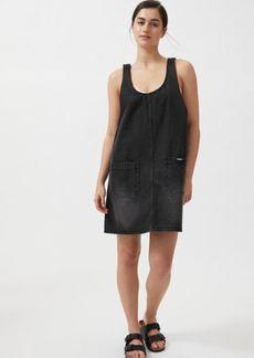 OBEY Lark Denim Mini Dress