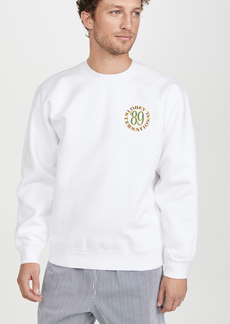 Obey Long Sleeve Obey 89 Crew Neck Sweatshirt