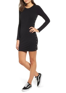 Obey Lynx Body-Con Minidress