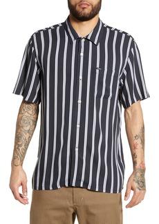 Obey Market Stripe Woven Shirt