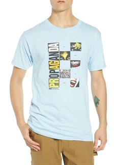 Obey Medium is the Message Premium T-Shirt