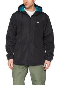 Obey Men's Ambush Windbreaker Zip up Jacket  M