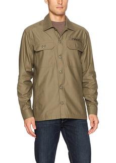 Obey Men's Breakdown Shirt Jacket  M