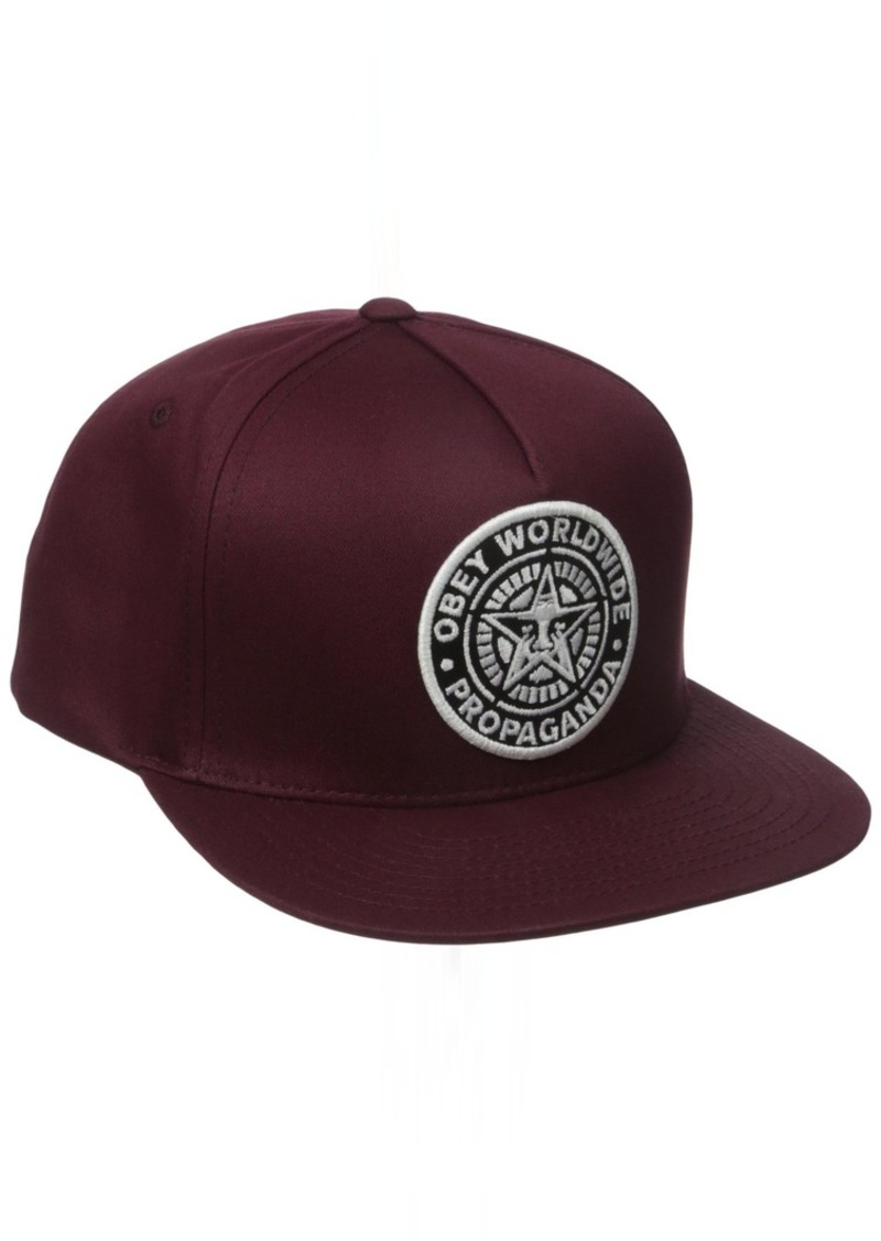 SALE! Obey OBEY Men s Classic Patch Snapback Hat - Shop It To Me 794b91f711d9