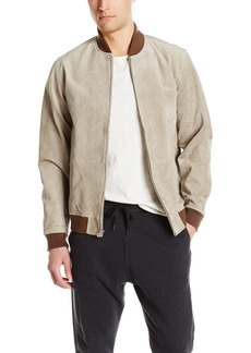 Obey Men's Clifton Suede Jacket