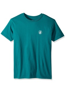 Obey Men's Creeper Circle Short Sleeve T-Shirt  S
