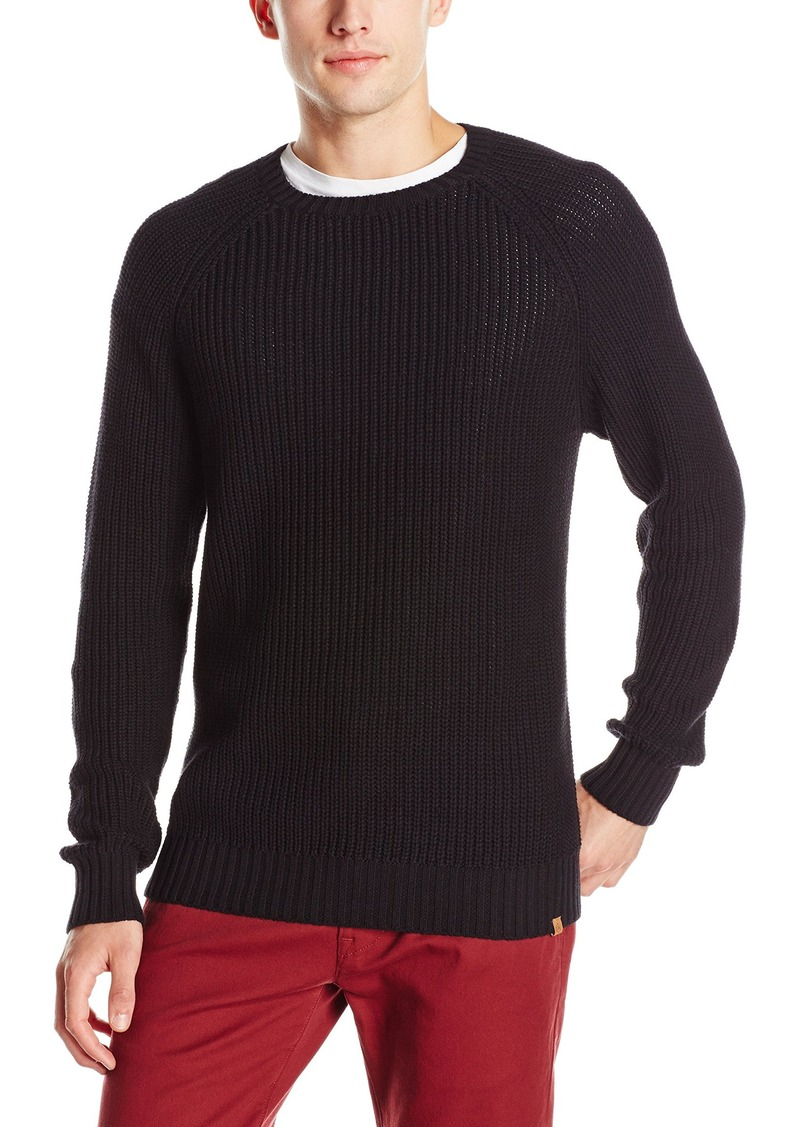 Obey OBEY Men's Drifter Ribbed Sweater | Sweaters - Shop It To Me