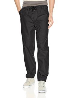 Obey Men's Easy Elastic Waistband Pant  XL
