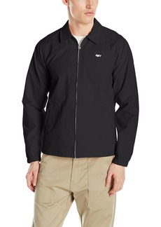 Obey Men's Eighty Nine Graphic Jacket