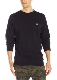 OBEY Men's Eighty Nine Icon Crew Sweatshirt