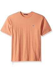 Obey Men's Eighty Nine Solid Box Short Sleeve Crewneck T-Shirt  S