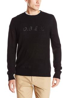 OBEY Men's Ellway Sweater  2XL