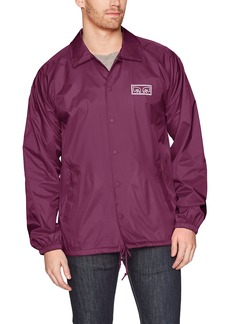 Obey Men's Eyes Coaches Jacket  S
