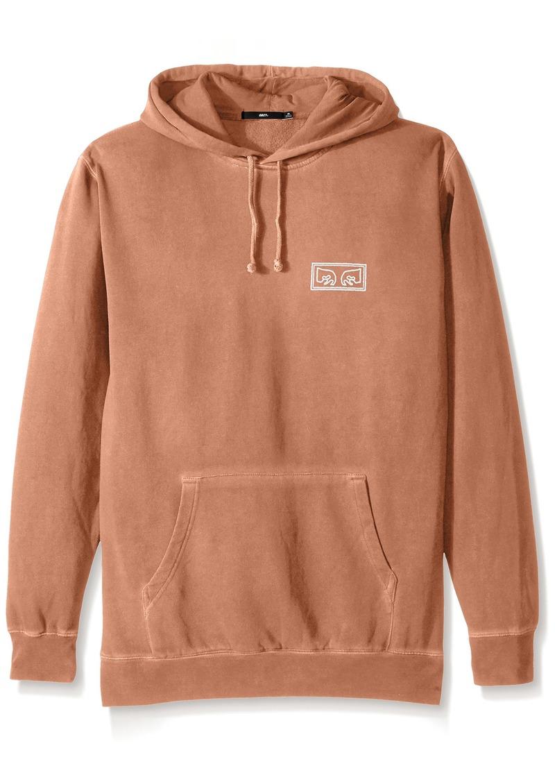 88ad138f53d3 Obey Obey Men's Eyes Hooded Fleece Sweatshirt L | Outerwear