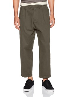 Obey Men's Fubar Big fits Flooded Pant