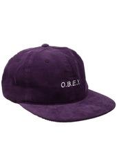 Obey Men's Gunny 6 Panel Hat