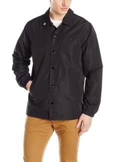 Obey Men's Highline Coaches Jacket