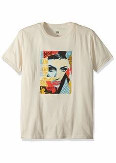 Obey Men's Ideal Power Premium Short Sleeve Tshirt