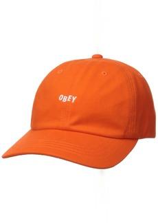 Obey Men's Jumble Bar III 6 Panel Hat  O/S