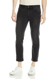 Obey Men's Juvee Flooded Skinny Denim Jeans